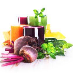 Zeleninové džusy