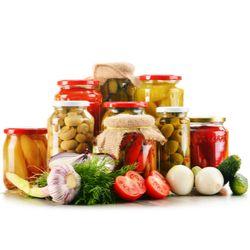 Nakládané potraviny