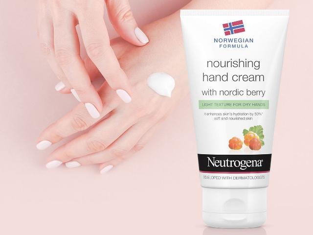 TESTOVÁNÍ: Neutrogena- vyživující krém na ruce