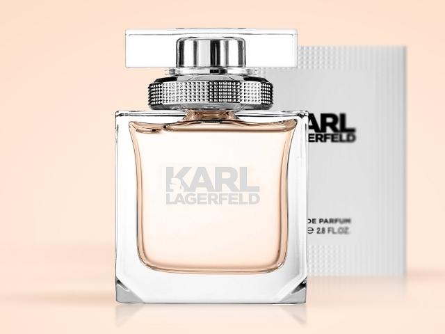 TESTOVÁNÍ: Podtrhněte svou ženskost s parfémem Karl Lagerfeld