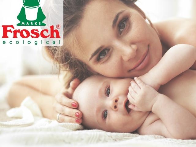 TESTOVÁNÍ: Péče o citlivou dětskou pokožku. S Froschem chybu neuděláte!