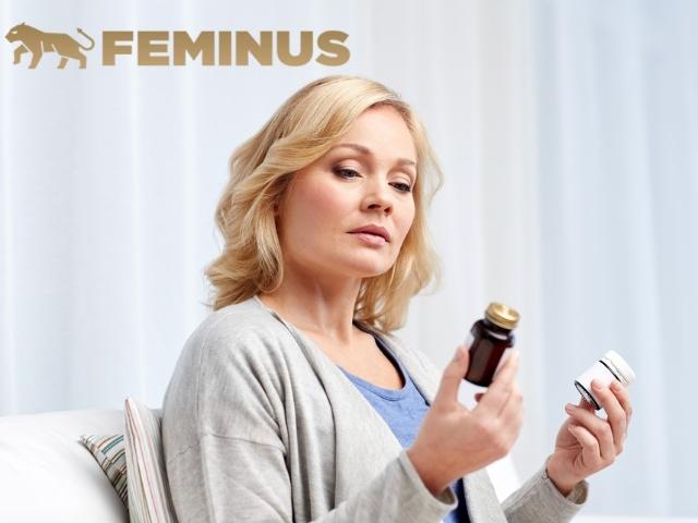 Unikátní doplněk stravy pro ženy FEMINUS