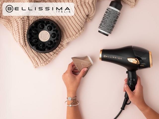 Péče o vlasy s produkty Bellissima
