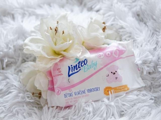 Péče o dětskou pokožku s produkty od Linteo Baby