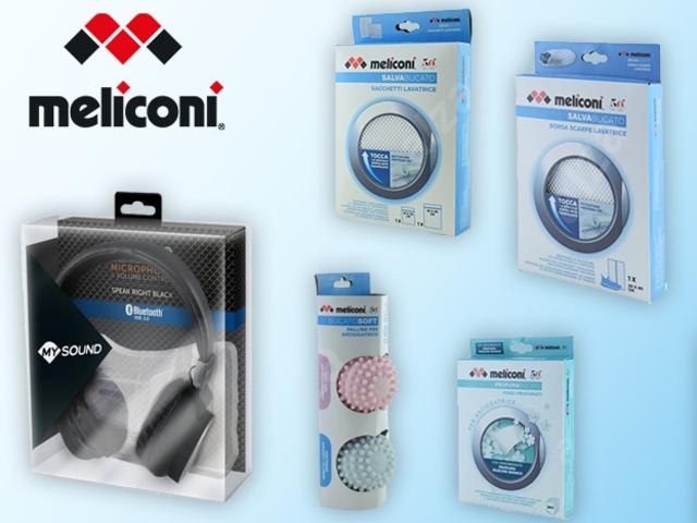 Naprosto jiný rozměr praní a poslechu hudby s pomocníky značky Meliconi