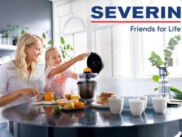 Pomocníci zkuchyně od značky SEVERIN, kteří skutečně šetří čas i nervy