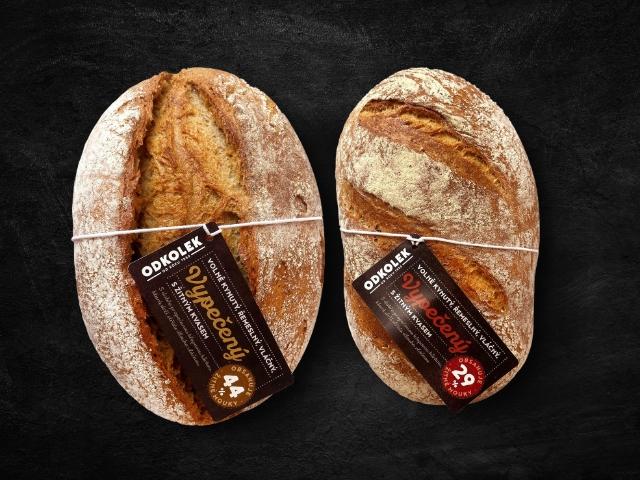 Vypečený chleba od Odkolku pečuje o smysly
